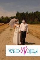 Przepiękna suknia ślubna Agnes