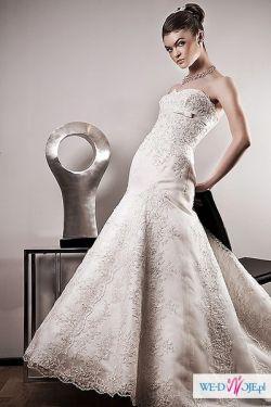 """Przepiękna suknia ślubna ANNAIS BRIDAL """"FUNY"""""""