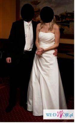 Przepiękna suknia ślubna Atelier Diagonal 2808