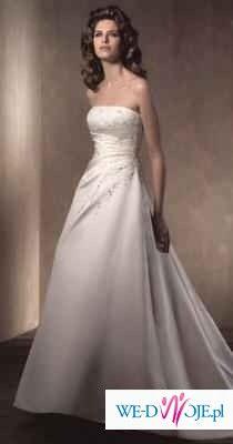 Przepiękna suknia ślubna Atelier Diagonal