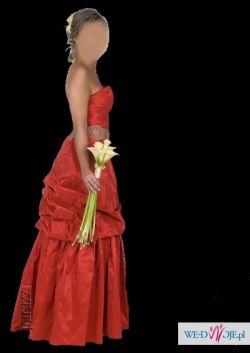 Przepiękna suknia ślubna. balowa rozm 38-40