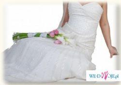Przepiękna suknia ślubna Bermeo