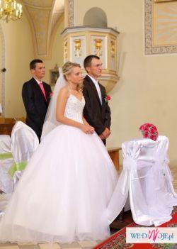 przepiekna suknia ślubna DEMETRIOS 2751