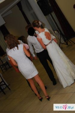Przepiękna suknia ślubna Elena