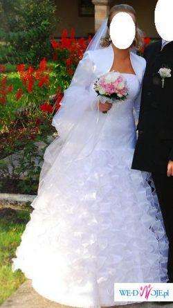 Przepiękna suknia ślubna firmy Belcanto MEDIOLAN 2009+GRATISY!!!!
