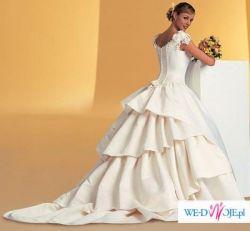 Przepiękna suknia ślubna firmy Sincerity Bridal