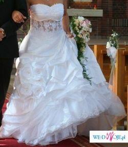 Przepiekna suknia slubna IRMINA z kolekcji Anny Skrzyszowskiej!!!!!