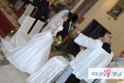 Przepiękna suknia ślubna irmy Sincerity Birdal model 3563
