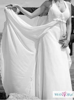 Przepiękna suknia ślubna Isabel Atena