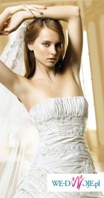 Przepiekna suknia slubna La Sposa Marilyn