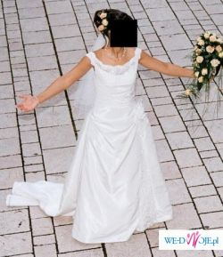 Przepiekna Suknia Slubna Madonna LaSposa rozm 36