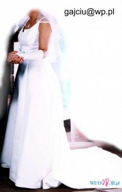 Przepiękna suknia ślubna model Fragile z kolekcji Tomy Mariage 38-40/168