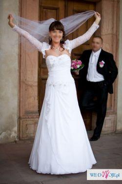 Przepiękna Suknia ślubna Ms Moda Suknie ślubne Ogłoszenie