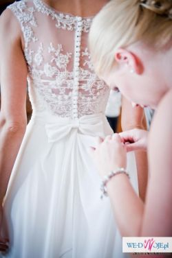 fe737bf31a Przepiękna suknia ślubna Nabla rozmiar 34 36 - Suknie ślubne ...