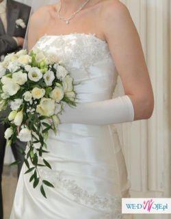 Przepiękna suknia ślubna PAPA MICHEL