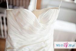 Przepiękna Suknia ślubna Pronovias Harlem - klasyka