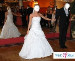 Przepiękna Suknia Ślubna Pronovias Nepal!!!!