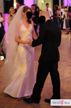 Przepiękna suknia ślubna Rania z kolekcji Pronovias