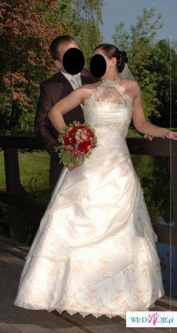 Przepiękna Suknia Ślubna - sprzedam