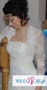Przepiękna suknia ślubna Valentina POLECAM!