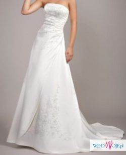 Przepiękna suknia ślubna: Wings Bridal - Newcastle