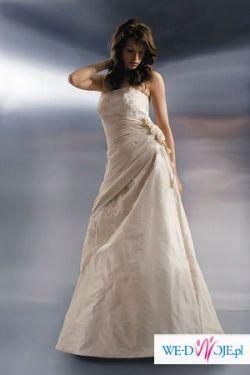 Przepiękna suknia ślubna z kolekcji  AGNES