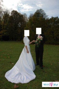 Przepiękna suknia ślubna z kolekcji Gala
