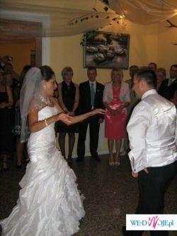 Przepiękna suknia ślubna z kolekcji Kreacja Żannet