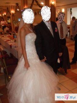 Przepiękna suknia ślubna z Turcji