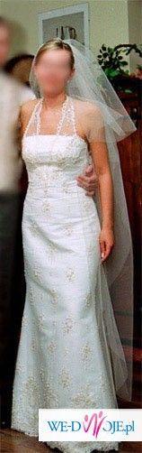 Przepiękna suknia Sposabella