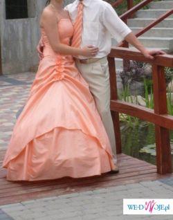 Przepiękna suknia wieczorowa!!!