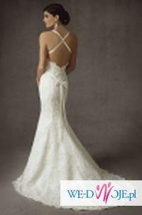 Przepiękna suknia z kolekcji Cosmobella firmy Lisa Ferrera!!!