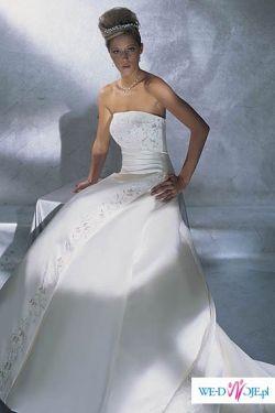 przepiękna suknia z kolekcji cosmobella model 7152