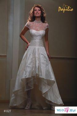 """Przepiękna suknia z Kolekcji Papilio 2008 model 827 """"kafir lily"""""""