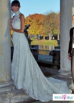 Przepiękna suknia z kolekcji SAN PATRICK 2008 - BRISA