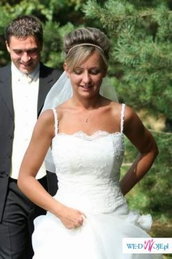 Przepiękna suknia z salonu Sophia