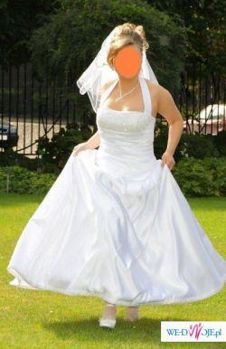 Przepiękna suknię ślubną firmy Annais model Angie 2008