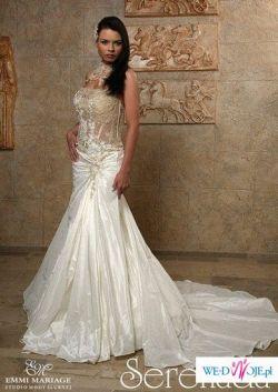 PRZEPIĘKNA SUKNIE ŚLUBNA  SERENADA EMMI MARIAGE