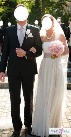 Przepiękna, zwiewna suknia Anna Kara + GRATISY