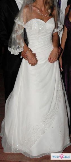 prześliczna suknia MORI LEE