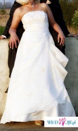 przesliczna suknia POLSANTA Karina