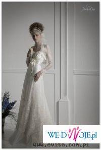 prześliczna suknia Romance z kolekcjii Papilio 2009