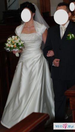 Prześliczna suknia ślubna Angie