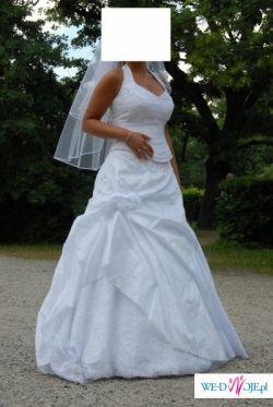 Prześliczna suknia ślubna Madame Zaręba