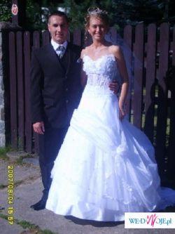 Przesliczna Suknia Ślubna Noel