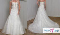 Prześliczna Suknia ślubna Sincerity Bridal 3459