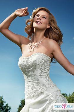Prześliczna suknia z kolekcji Annais Bridal -Janet