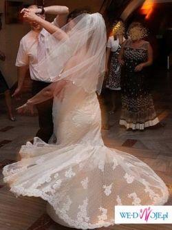 Romatyczna suknia ślubna Lorna