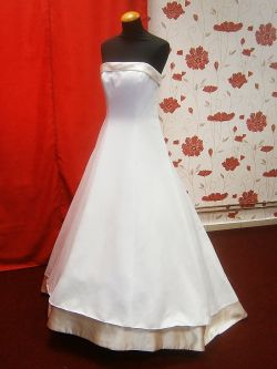 S117 Suknia ślubna US Bridal´s Michalangelo 34-40