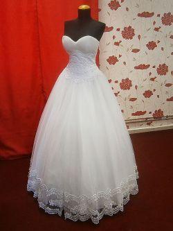 S133 Suknia ślubna US Lamour Bridal´s 34-36
